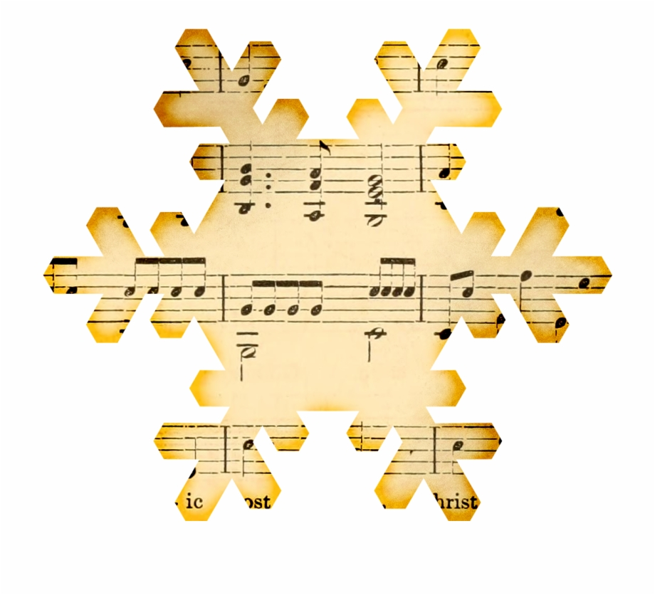 Christmas Music Clipart Png.