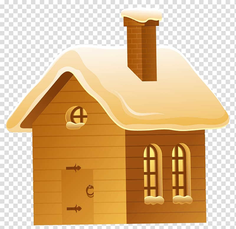 Brown house , Walindi Plantation Resort House Icon Home.