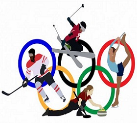 Winter olympic clipart 1 » Clipart Station.