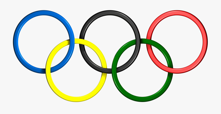 Olympic Symbol Png Transparent Image.