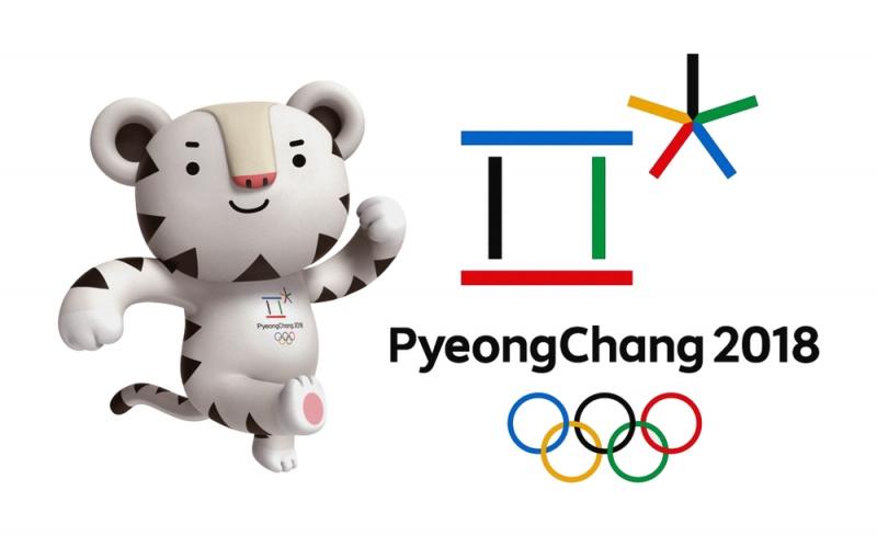 Pyeongchang Winter Olympics Clipart.