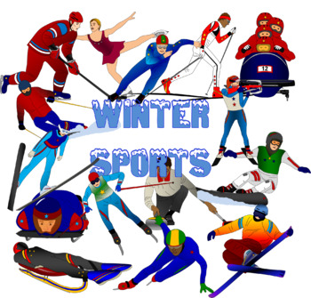 Winter olympics clipart 1 » Clipart Station.