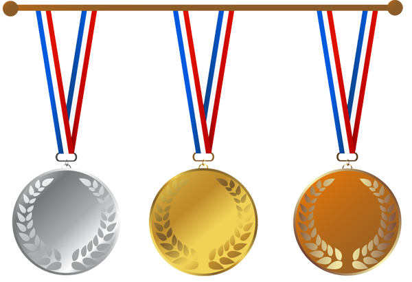 Olympics Medal Clipart.