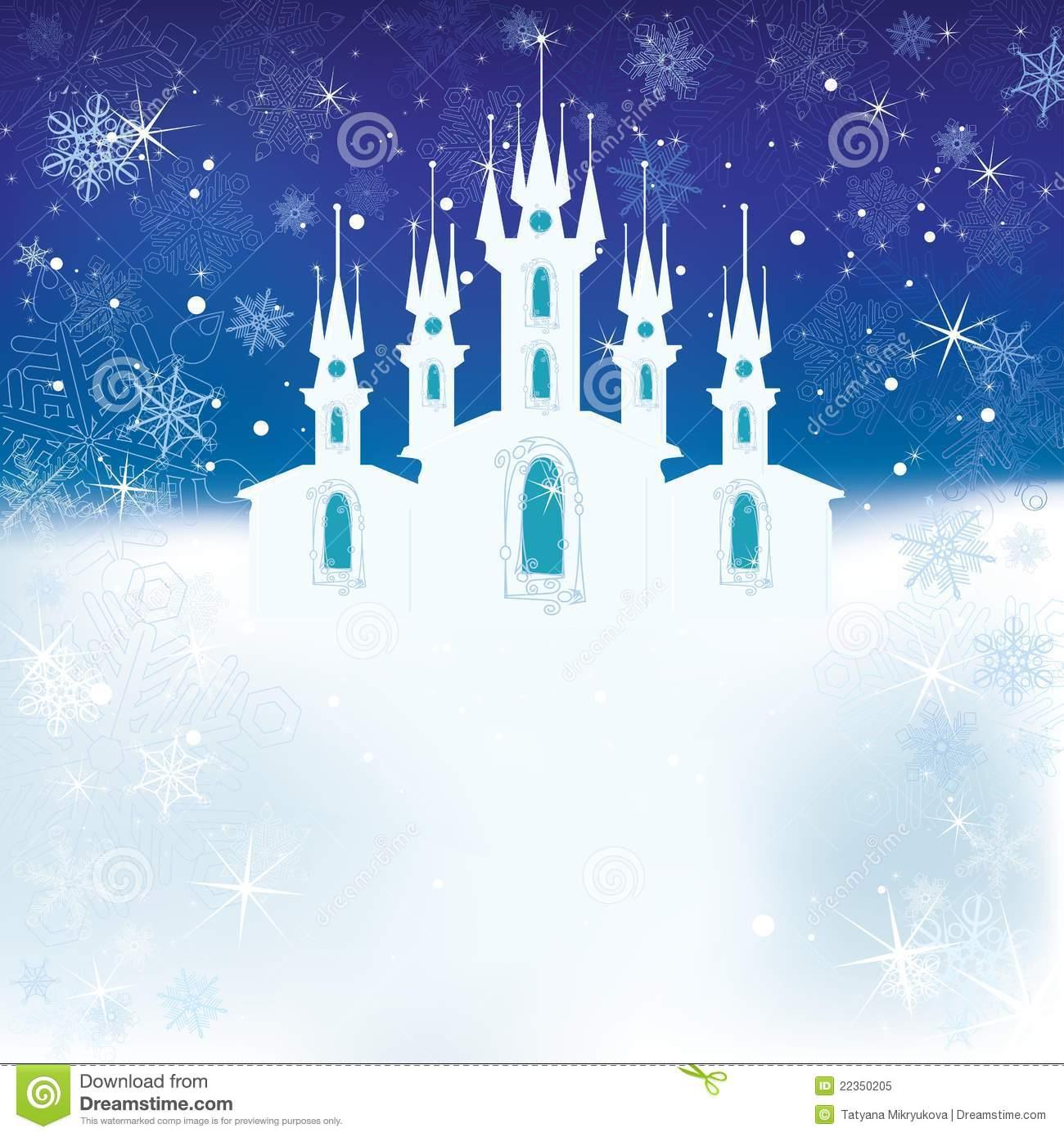 Ice Palace Stock Illustrations.