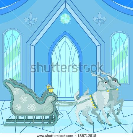 Ice Palace Stock Photos, Royalty.
