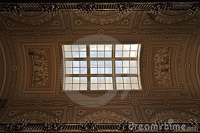 Armorial Hall Of The Winter Palace, St Petersburg Editorial Image.