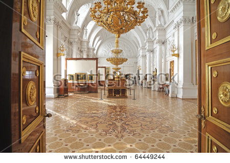 Palace Interior Stock Photos, Royalty.