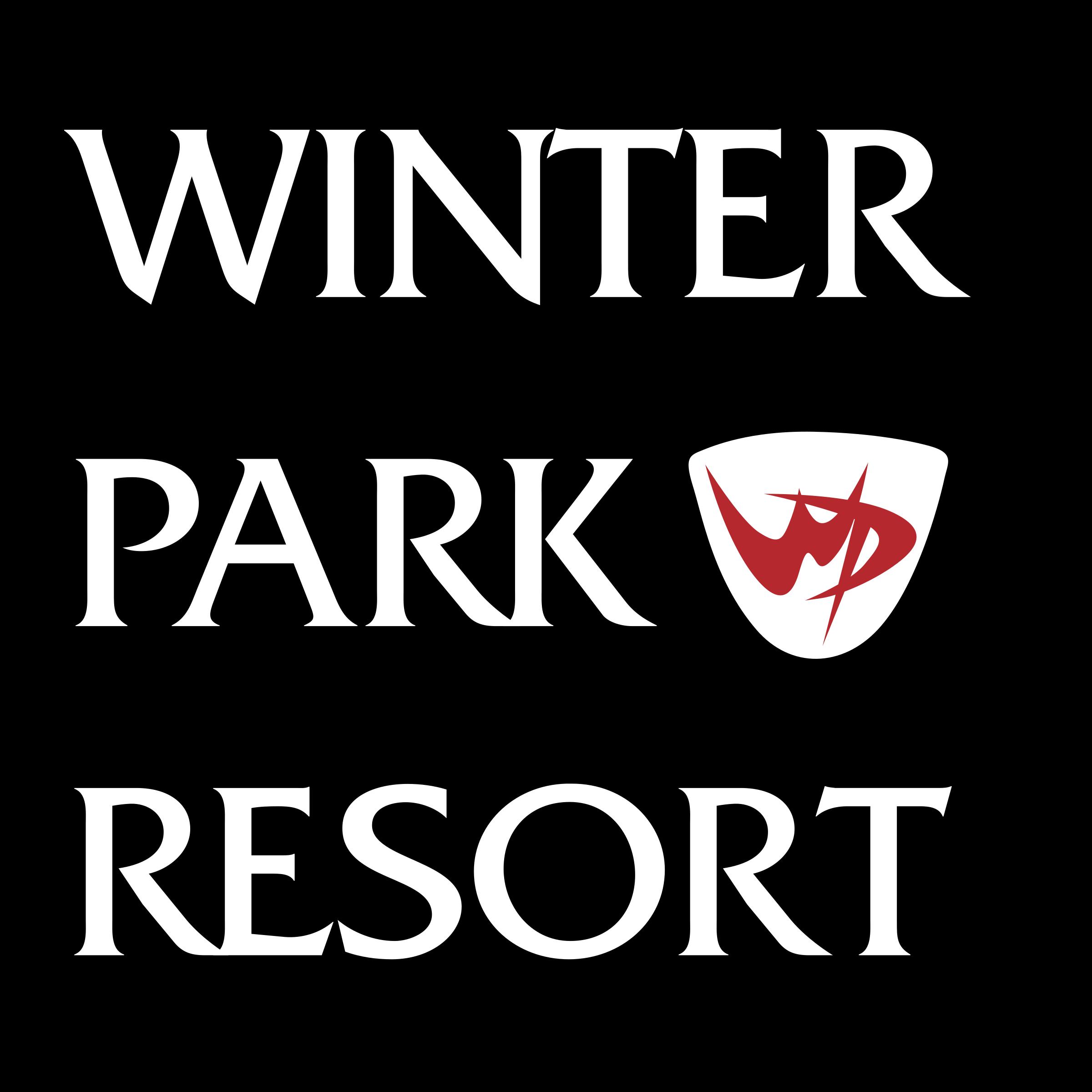 Winter Park Resort Logo PNG Transparent & SVG Vector.