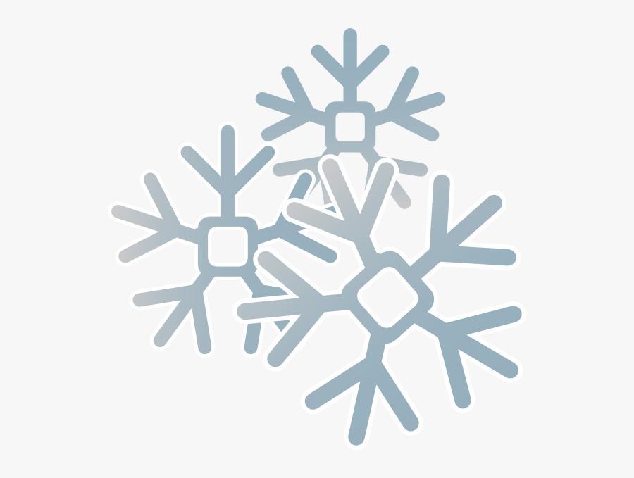 Transparent Simple Snowflake Png.