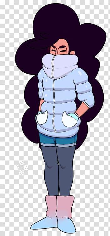Connie Stevonnie Pearl Steven Universe Winter Forecast.