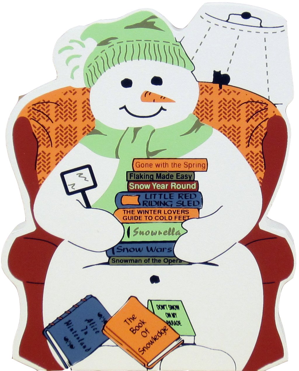 Clipart snow reading, Clipart snow reading Transparent FREE.