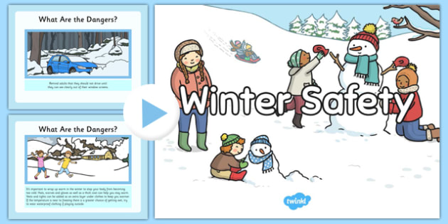 Winter Safety PowerPoint.