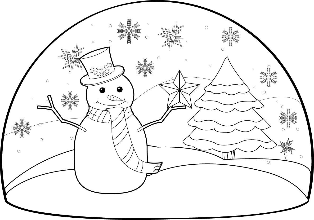 Free Snow Cliparts Black, Download Free Clip Art, Free Clip.
