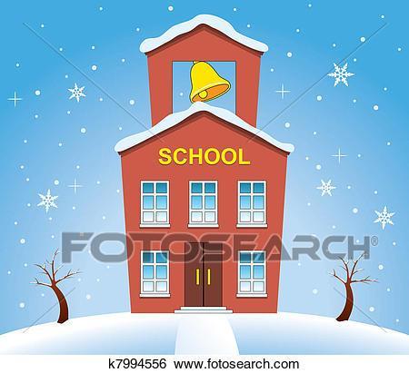 Winter school clipart 1 » Clipart Portal.