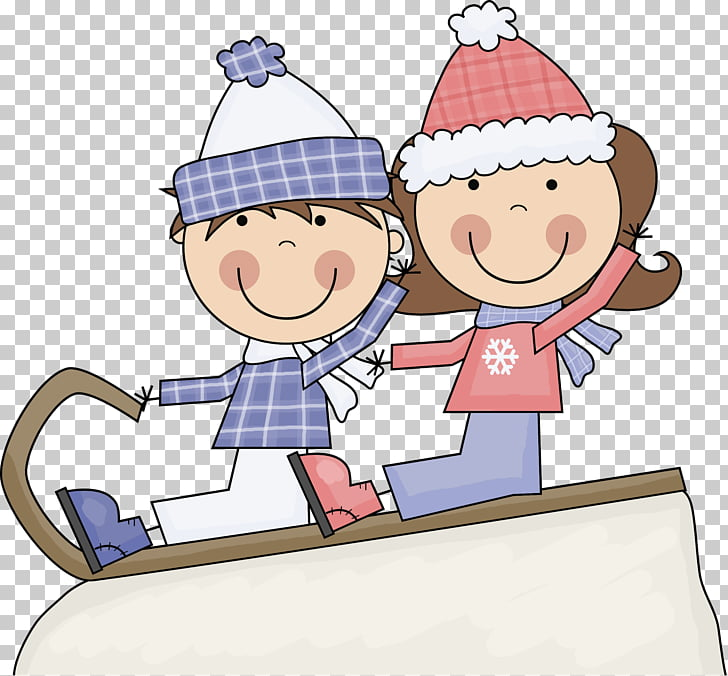 Sledding Snow , Snow Seal s PNG clipart.
