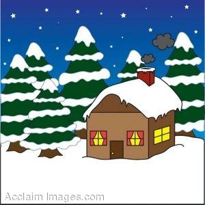 Clipart for winter season.