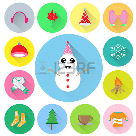 664,872 Winter Season Stock Vector Illustration And Royalty Free.