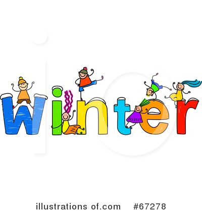 Winter Season Clipart.