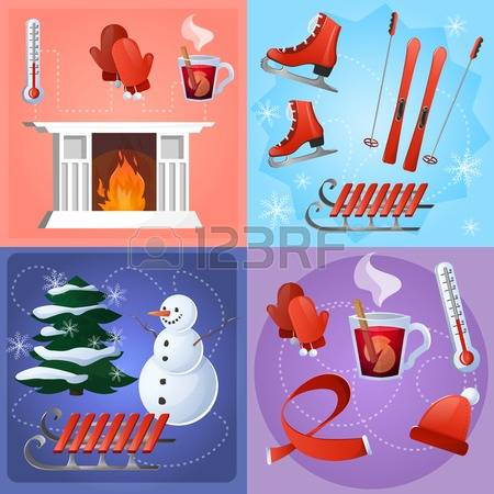 3,445 Winter Service Cliparts, Stock Vector And Royalty Free.