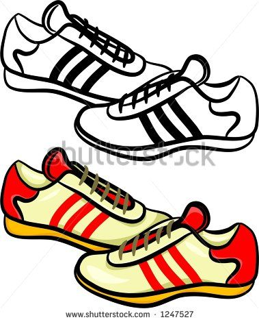 And Tennis Shoes Clip Art coming soon.