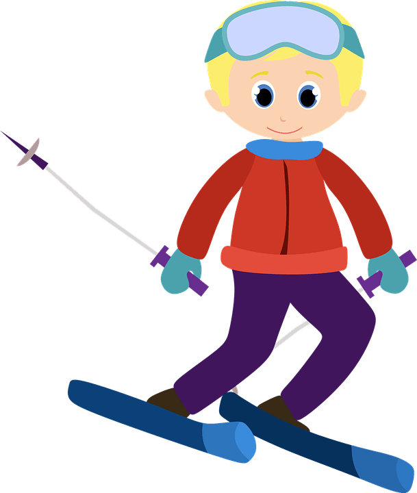 Snow skiing clipart free 3 » Clipart Portal.