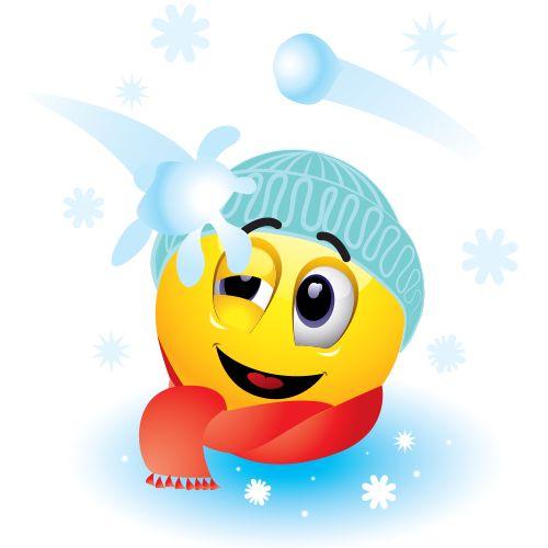 41+ Winter Smiley Face Clip Art.