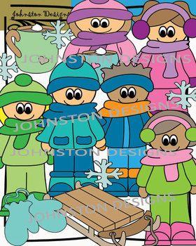 Snow Day Kids.