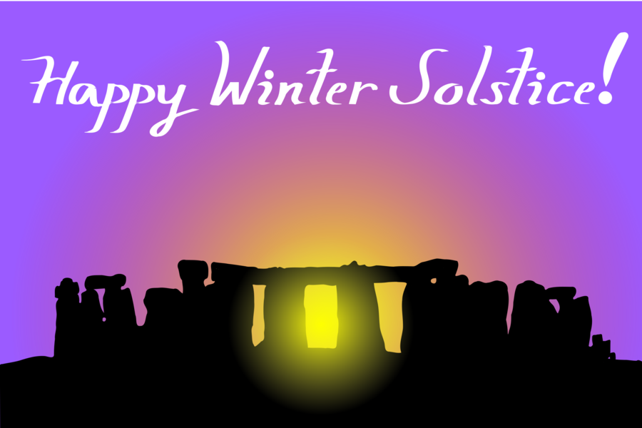 Winter Solstice Cartoontransparent png image & clipart free download.