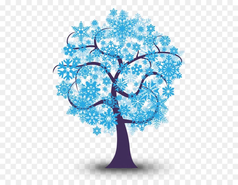 Christmas Tree Blue.