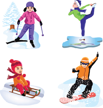 Winter Sport Pictures Free Download Clip Art.