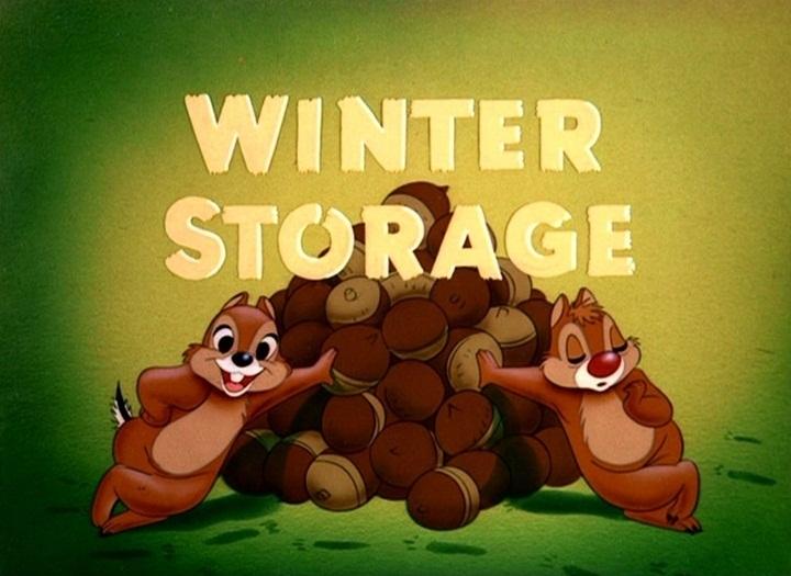 Winter Storage (1949).