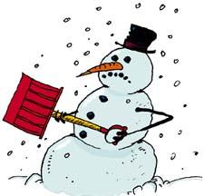 Free clip art winter storm.