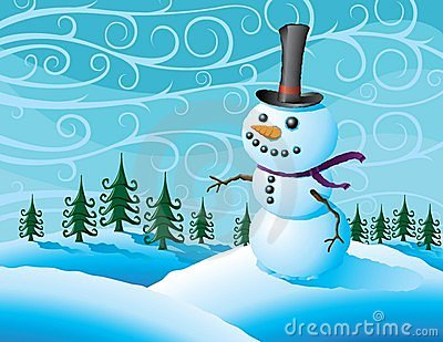 Winter Storm Clip Art.