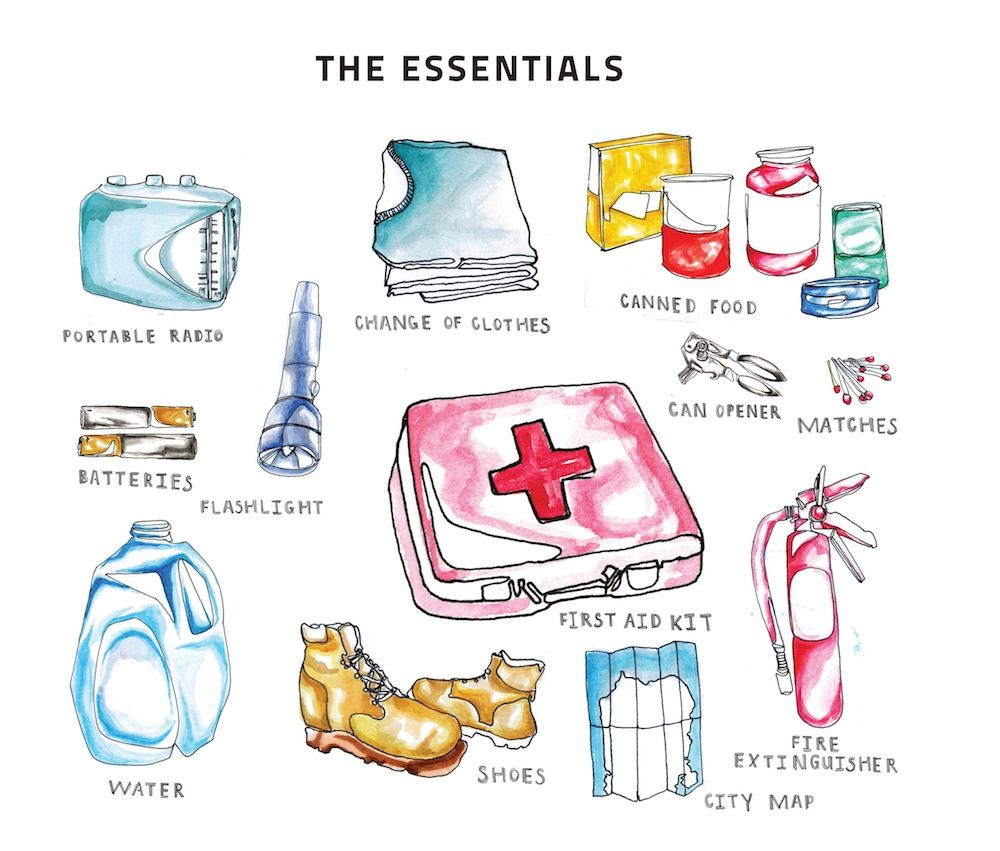 Pin by Angelique Brooksher on In Case of Emergency.