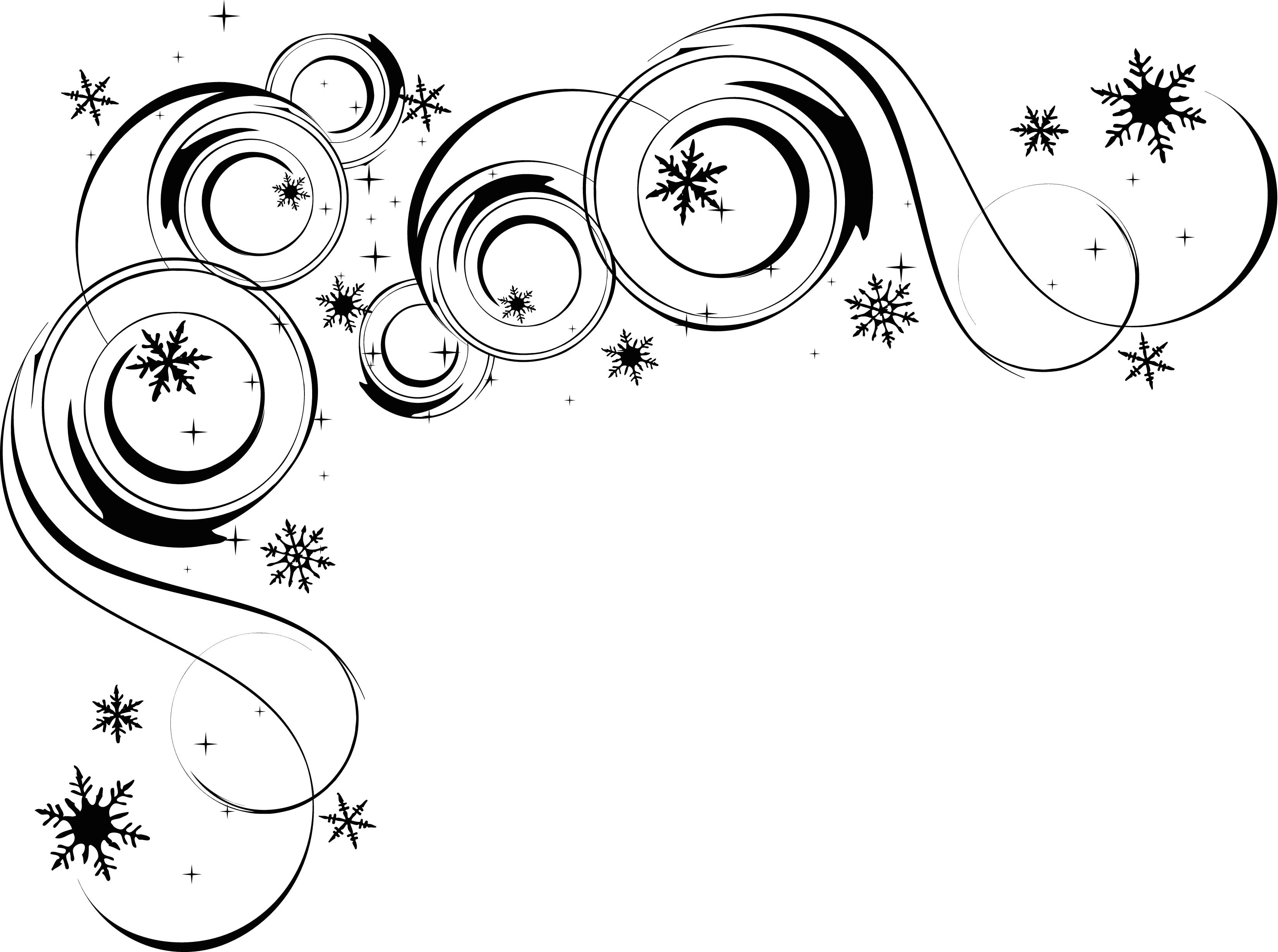 3635 Swirl free clipart.