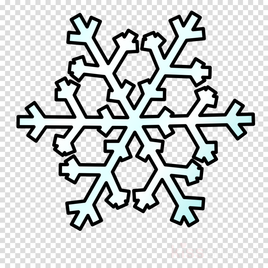 Snowflake, Snow, Winter, transparent png image & clipart free download.