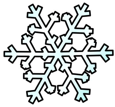 winter symbols clip art free snowflake clipart public domain.