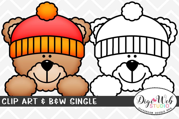 Clip Art & B&W Single.