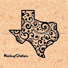 Texas Winter.