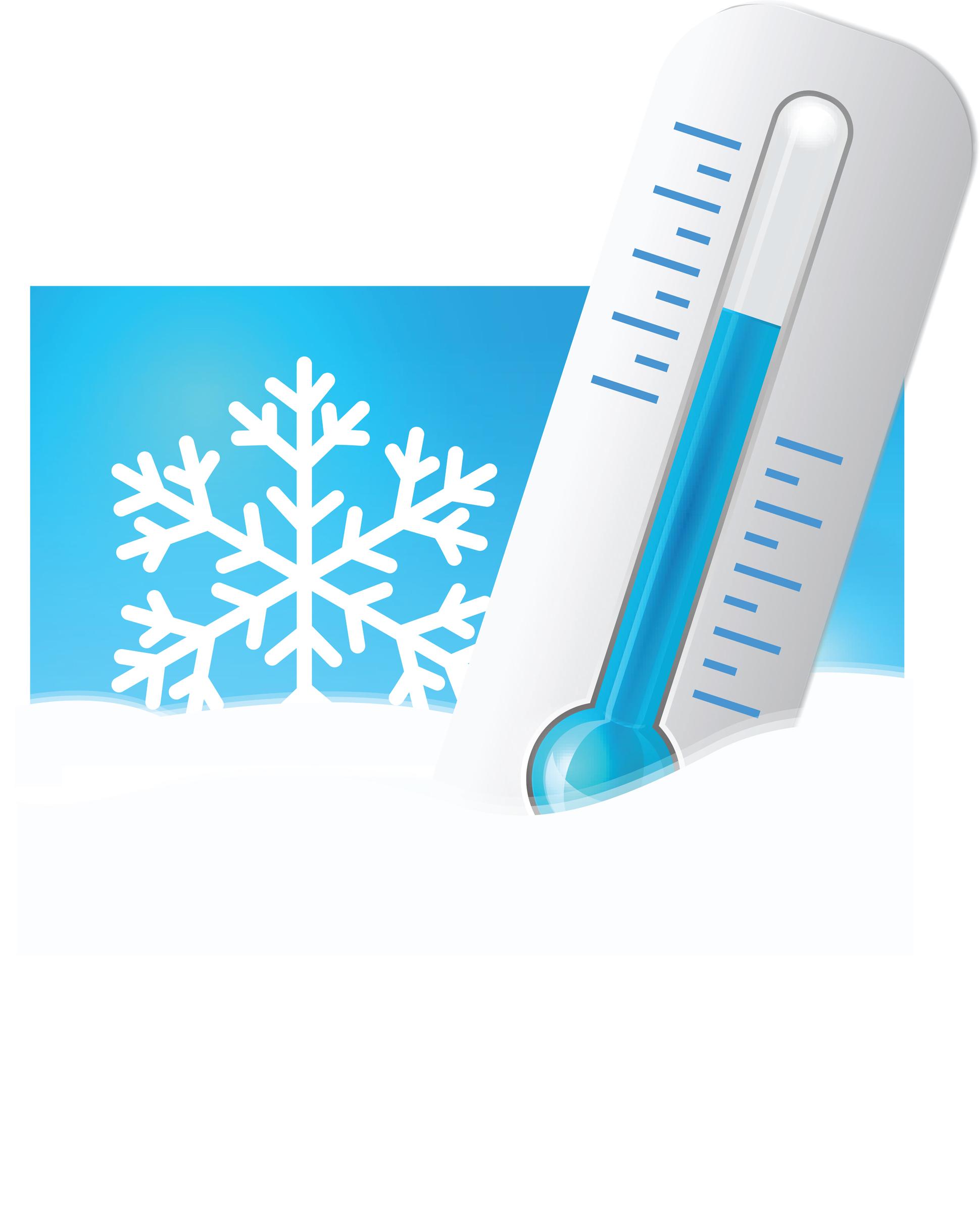 Clipart thermometer winter, Clipart thermometer winter.