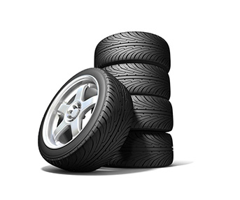 Tire stack clipart.