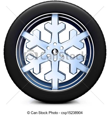 Winter tire Clipart and Stock Illustrations. 777 Winter tire.