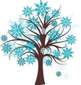 Winter Tree Clip Art.