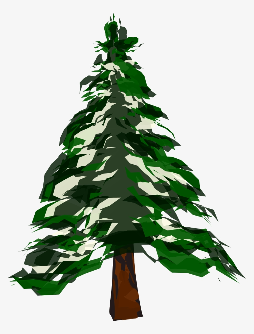 Winter Tree Clipart.