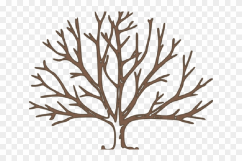 Dead Tree Clipart Branchless.