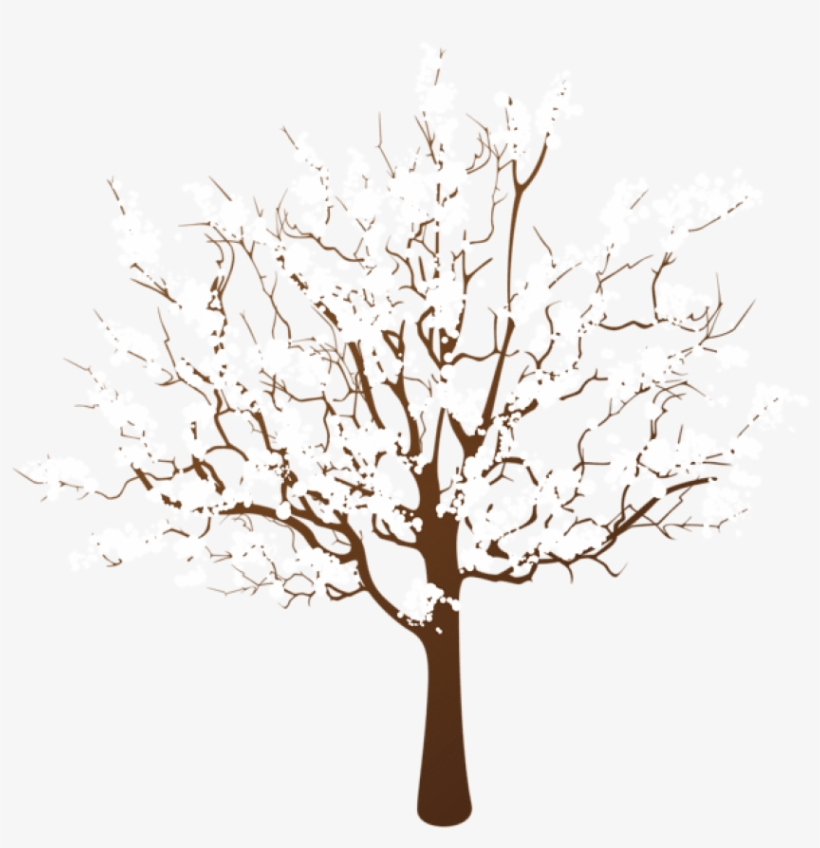 Free Png Winter Tree Transparent Png.