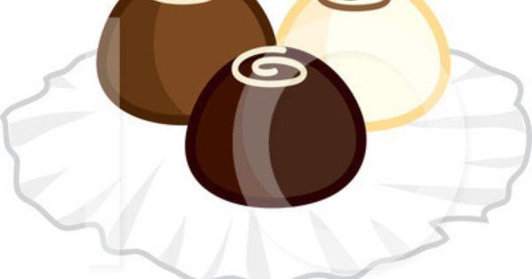 cartoon truffles.