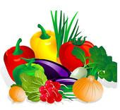 Vegetables Clip Art Free Download.