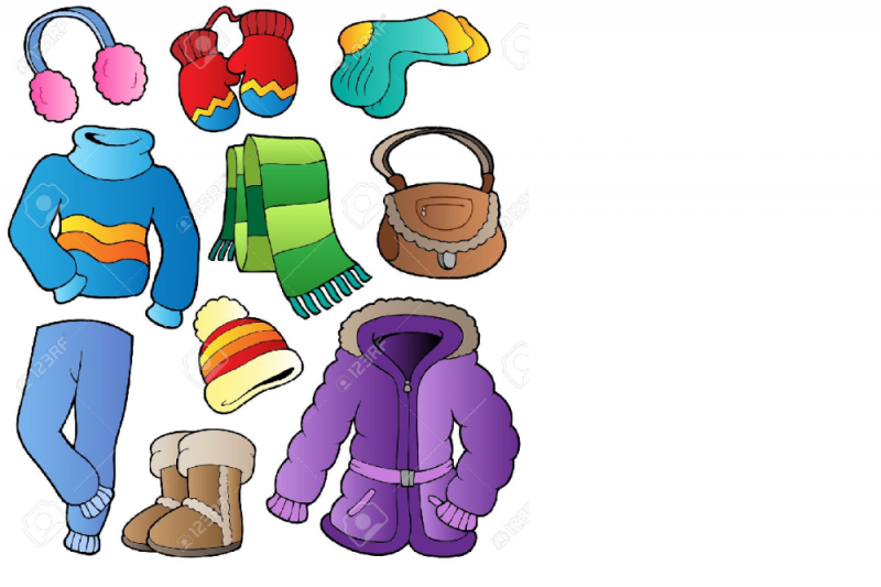 Winter Clothes Clipart at GetDrawings.com.