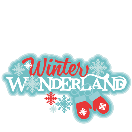 winter wonderland title.